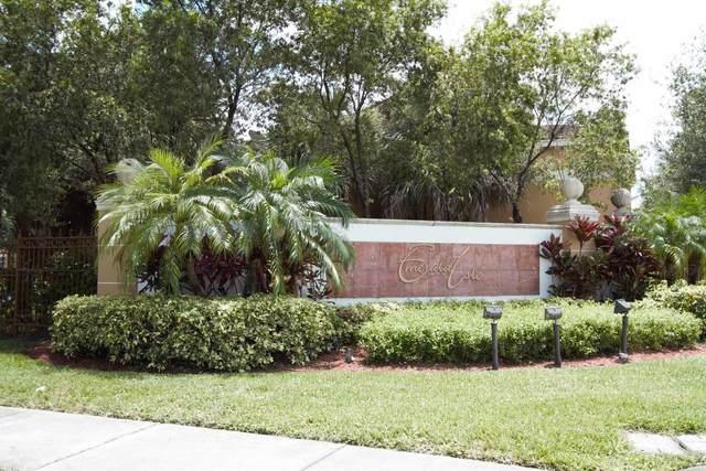 4190 San Marino Boulevard #306, West Palm Beach, FL 33409 (MLS #RX-10674765) :: Berkshire Hathaway HomeServices EWM Realty