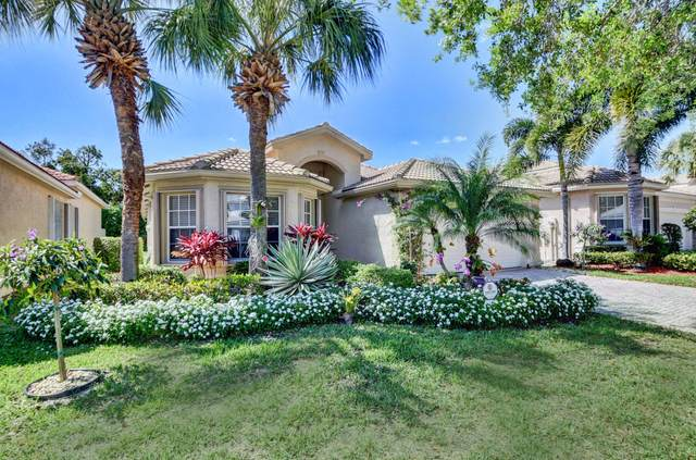13685 Sandy Malibu Point, Delray Beach, FL 33446 (MLS #RX-10674779) :: THE BANNON GROUP at RE/MAX CONSULTANTS REALTY I