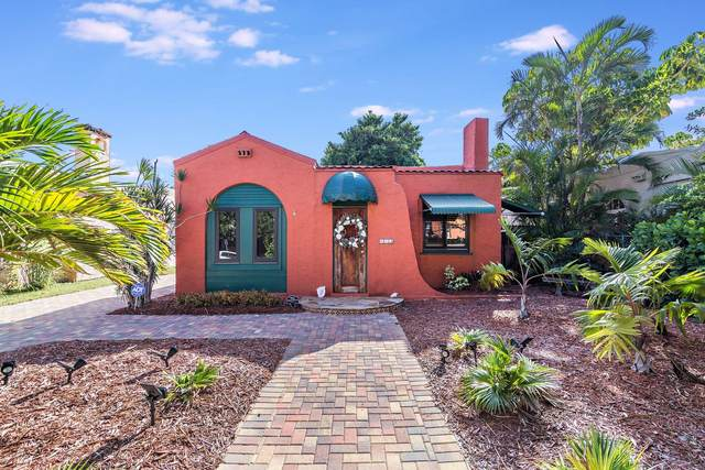 612 Park Place, West Palm Beach, FL 33401 (MLS #RX-10674781) :: THE BANNON GROUP at RE/MAX CONSULTANTS REALTY I
