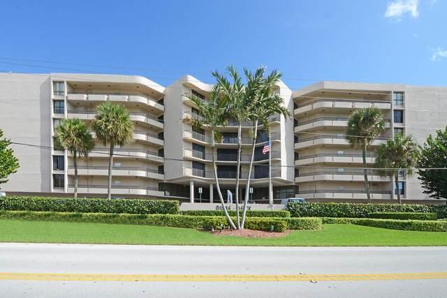 3610 S Ocean Boulevard #405, South Palm Beach, FL 33480 (#RX-10674826) :: Ryan Jennings Group