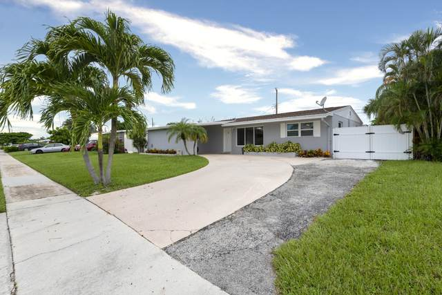 4339 Bellewood Street, Palm Beach Gardens, FL 33410 (MLS #RX-10674835) :: THE BANNON GROUP at RE/MAX CONSULTANTS REALTY I