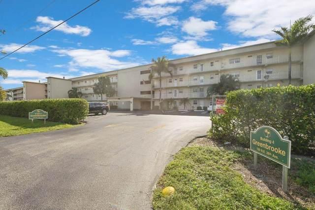 130 NE 26th Avenue #404, Boynton Beach, FL 33435 (MLS #RX-10674841) :: The Jack Coden Group