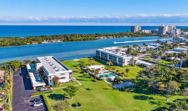 100 Waterway Road E205, Tequesta, FL 33469 (#RX-10674848) :: Realty One Group ENGAGE