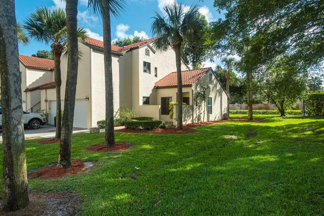 15 Via De Casas Sur #104, Boynton Beach, FL 33426 (#RX-10674865) :: Realty One Group ENGAGE