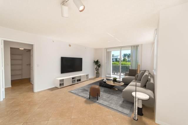 3594 S Ocean Boulevard #307, Highland Beach, FL 33487 (#RX-10674884) :: Posh Properties