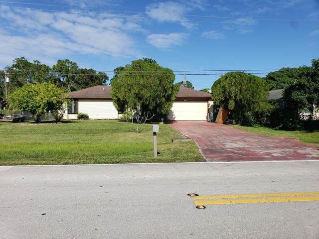 509 NW Floresta Drive, Port Saint Lucie, FL 34983 (MLS #RX-10674888) :: THE BANNON GROUP at RE/MAX CONSULTANTS REALTY I