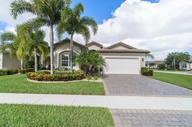 8716 Sunbeam Mountain Ter Terrace, Boynton Beach, FL 33473 (MLS #RX-10674891) :: The Jack Coden Group
