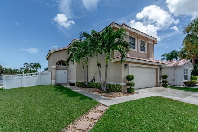 3637 Stratton Lane, Boynton Beach, FL 33436 (MLS #RX-10674905) :: The Jack Coden Group