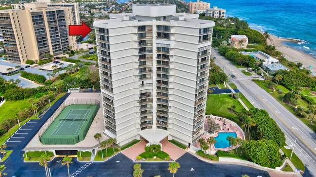 4545 N Ocean Blvd Ph-C, Boca Raton, FL 33431 (MLS #RX-10674936) :: The Jack Coden Group