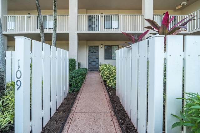 6065 Pointe Regal Circle #109, Delray Beach, FL 33484 (#RX-10674948) :: Posh Properties