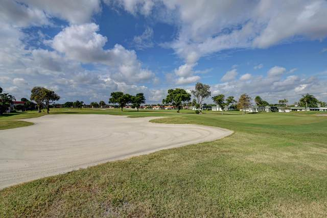 361 Tuscany G #361, Delray Beach, FL 33446 (#RX-10674954) :: Realty One Group ENGAGE