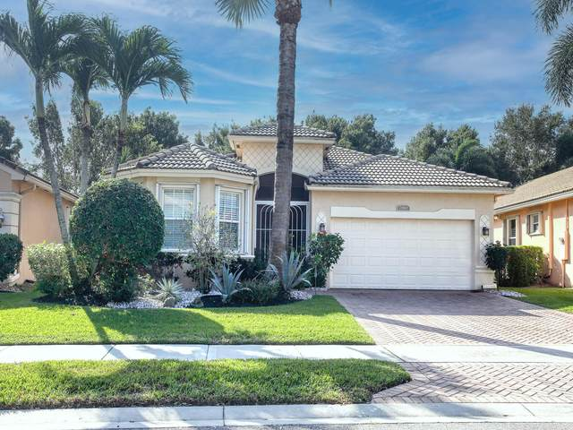 7880 New Holland Way, Boynton Beach, FL 33437 (MLS #RX-10674965) :: Laurie Finkelstein Reader Team
