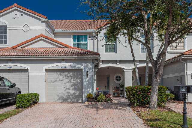 8283 Via Serena, Boca Raton, FL 33433 (MLS #RX-10674969) :: THE BANNON GROUP at RE/MAX CONSULTANTS REALTY I