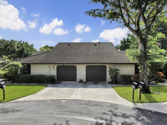10122 Marwood Place, Boynton Beach, FL 33437 (#RX-10674997) :: Baron Real Estate