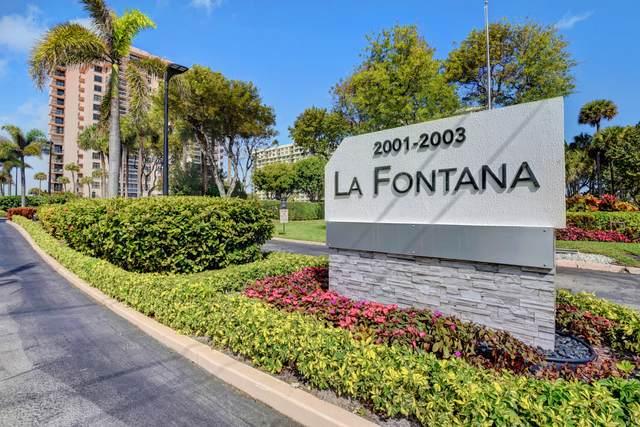 2001 N Ocean Boulevard #405, Boca Raton, FL 33431 (#RX-10675023) :: Posh Properties