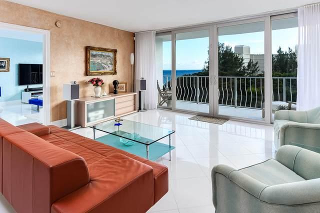 2774 S Ocean Boulevard #505, Palm Beach, FL 33480 (MLS #RX-10675032) :: Berkshire Hathaway HomeServices EWM Realty