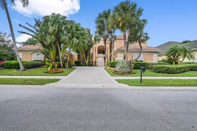 70 St George Place, Palm Beach Gardens, FL 33418 (MLS #RX-10675061) :: Laurie Finkelstein Reader Team