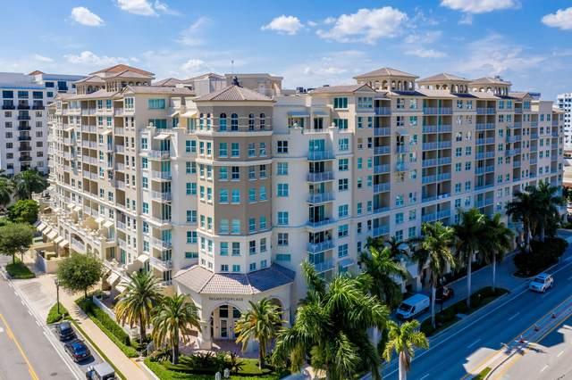 99 SE Mizner Boulevard #403, Boca Raton, FL 33432 (#RX-10675108) :: Posh Properties