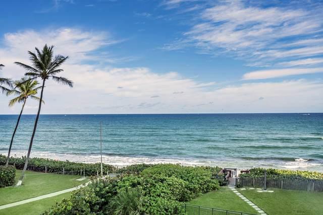 5460 N Ocean Drive 3D, Riviera Beach, FL 33404 (#RX-10675117) :: Dalton Wade