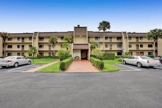 4260 Deste Court #207, Lake Worth, FL 33467 (#RX-10675179) :: Posh Properties