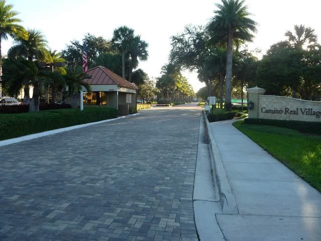 5651 Camino Del Sol #401, Boca Raton, FL 33433 (MLS #RX-10675191) :: Berkshire Hathaway HomeServices EWM Realty