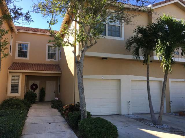 158 Village Boulevard G, Tequesta, FL 33469 (#RX-10675201) :: Realty One Group ENGAGE