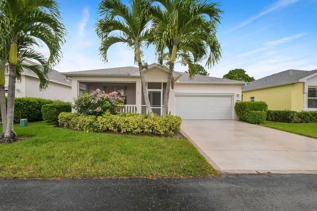 570 NW Cortina Lane, Port Saint Lucie, FL 34986 (MLS #RX-10675230) :: Miami Villa Group