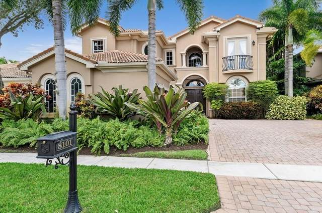 8101 Laurel Ridge Court, Delray Beach, FL 33446 (#RX-10675239) :: Realty One Group ENGAGE
