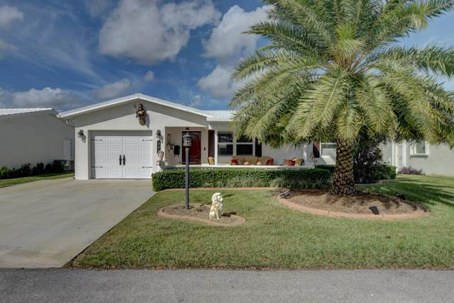 909 SW 3rd Avenue, Boynton Beach, FL 33426 (MLS #RX-10675255) :: Laurie Finkelstein Reader Team