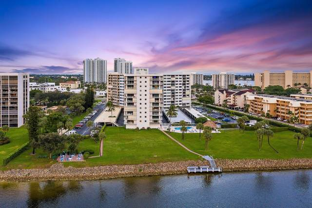 336 Golfview Road #510, North Palm Beach, FL 33408 (#RX-10675256) :: Ryan Jennings Group