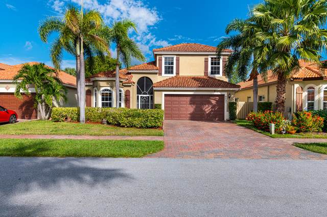 4897 Gateway Gardens Drive, Boynton Beach, FL 33436 (#RX-10675263) :: Realty One Group ENGAGE