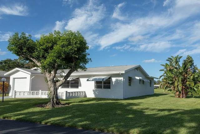 5101 Nicholas Drive, West Palm Beach, FL 33417 (MLS #RX-10675286) :: THE BANNON GROUP at RE/MAX CONSULTANTS REALTY I