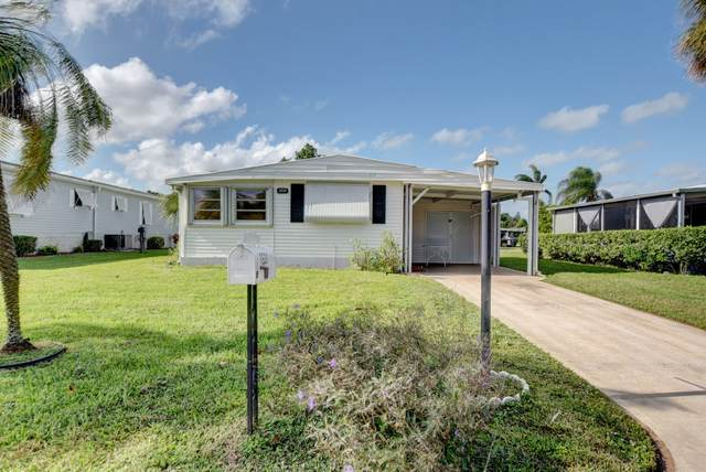 1531 SW 64th Way, Boca Raton, FL 33428 (#RX-10675287) :: Realty One Group ENGAGE