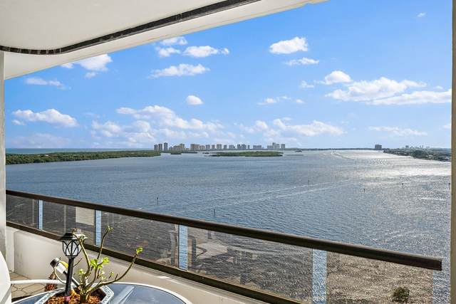 100 Lakeshore Drive #1255, North Palm Beach, FL 33408 (#RX-10675322) :: Ryan Jennings Group