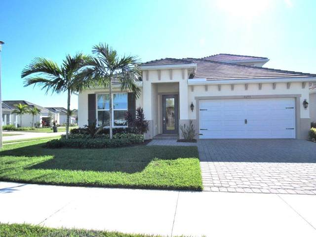 4693 SW Briarwood Court, Stuart, FL 34997 (#RX-10675335) :: Ryan Jennings Group