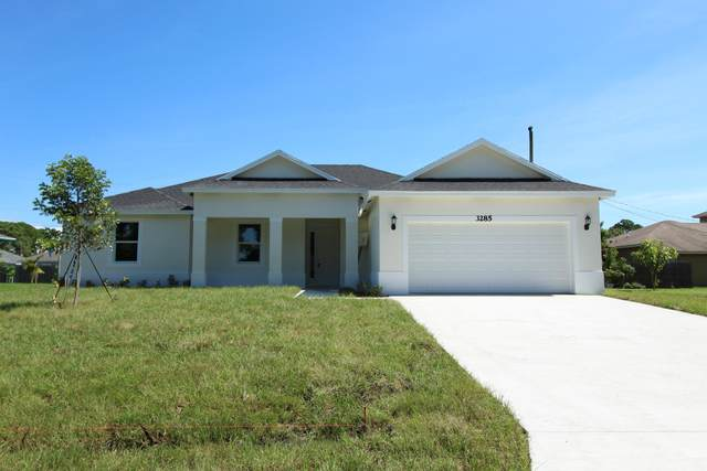 2765 SW Somber Road, Port Saint Lucie, FL 34953 (MLS #RX-10675341) :: THE BANNON GROUP at RE/MAX CONSULTANTS REALTY I