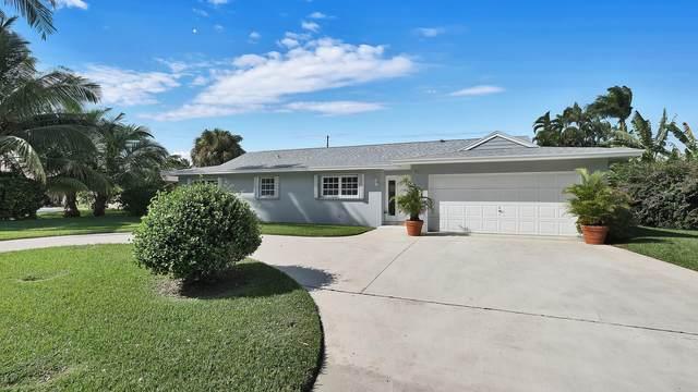 7615 Clarke Road, Lake Clarke Shores, FL 33406 (MLS #RX-10675367) :: Laurie Finkelstein Reader Team