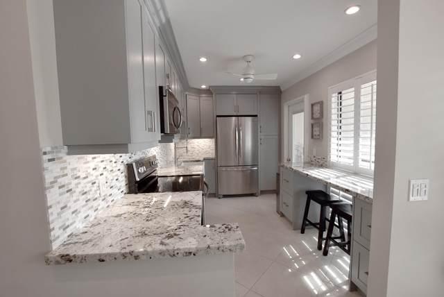 4315 B Quail Ridge Drive N Sandpiper, Boynton Beach, FL 33436 (#RX-10675368) :: Signature International Real Estate