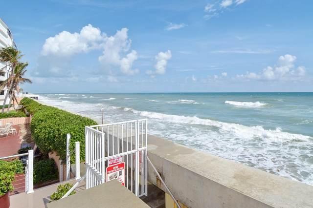 3590 S Ocean Boulevard #410, South Palm Beach, FL 33480 (#RX-10675382) :: Posh Properties