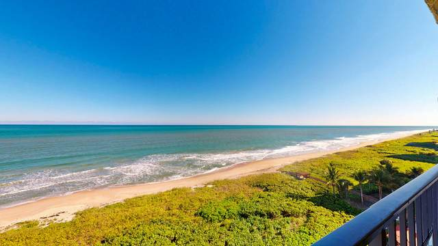 4250 N Highway A1a #1004, Hutchinson Island, FL 34949 (#RX-10675430) :: Realty One Group ENGAGE