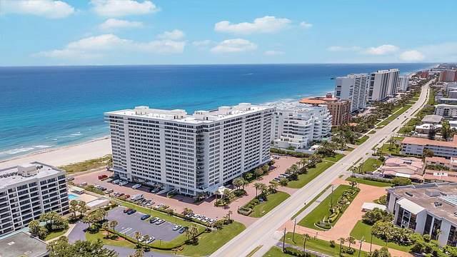 2000 S Ocean Boulevard 14-D, Boca Raton, FL 33432 (#RX-10675435) :: Ryan Jennings Group