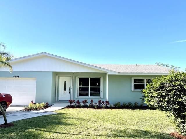 4306 NE Sunset Drive, Jensen Beach, FL 34957 (#RX-10675447) :: Ryan Jennings Group