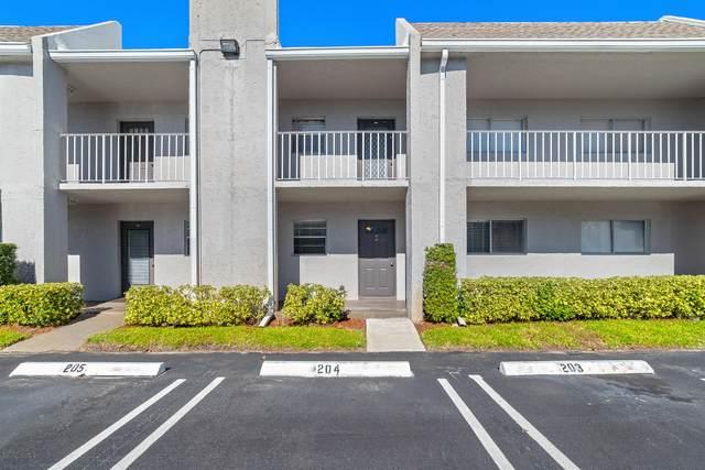 2820 SW 22nd Avenue #2030, Delray Beach, FL 33445 (#RX-10675454) :: Ryan Jennings Group