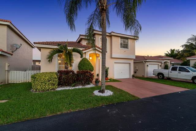 4513 NW 60th Street, Coconut Creek, FL 33073 (#RX-10675461) :: Ryan Jennings Group