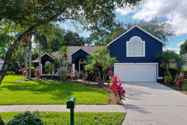 342 SW Panther Trace SW, Port Saint Lucie, FL 34953 (#RX-10675462) :: Ryan Jennings Group