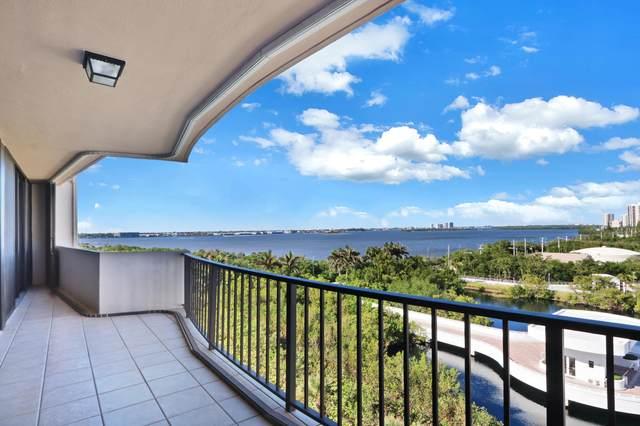 4200 N Ocean Drive 2-705, Singer Island, FL 33404 (#RX-10675473) :: Posh Properties