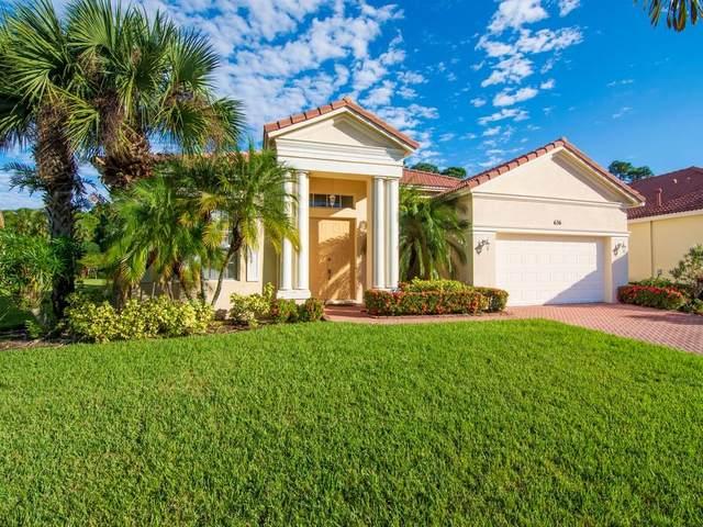 636 SW Long Key Court, Port Saint Lucie, FL 34986 (#RX-10675487) :: Ryan Jennings Group
