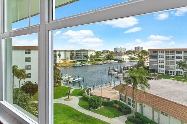 2717 Florida Boulevard #524, Delray Beach, FL 33483 (#RX-10675510) :: Ryan Jennings Group