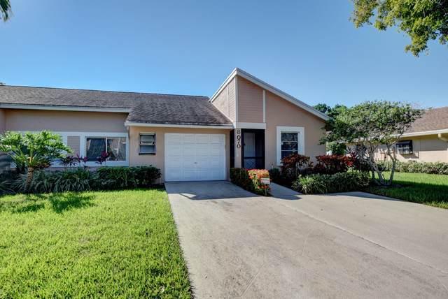 8070 Springtree Road B, Boca Raton, FL 33496 (MLS #RX-10675534) :: United Realty Group