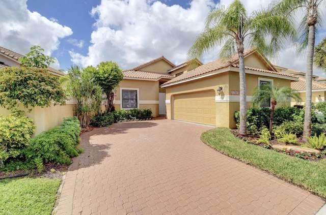 17545 Via Capri, Boca Raton, FL 33496 (MLS #RX-10675567) :: United Realty Group
